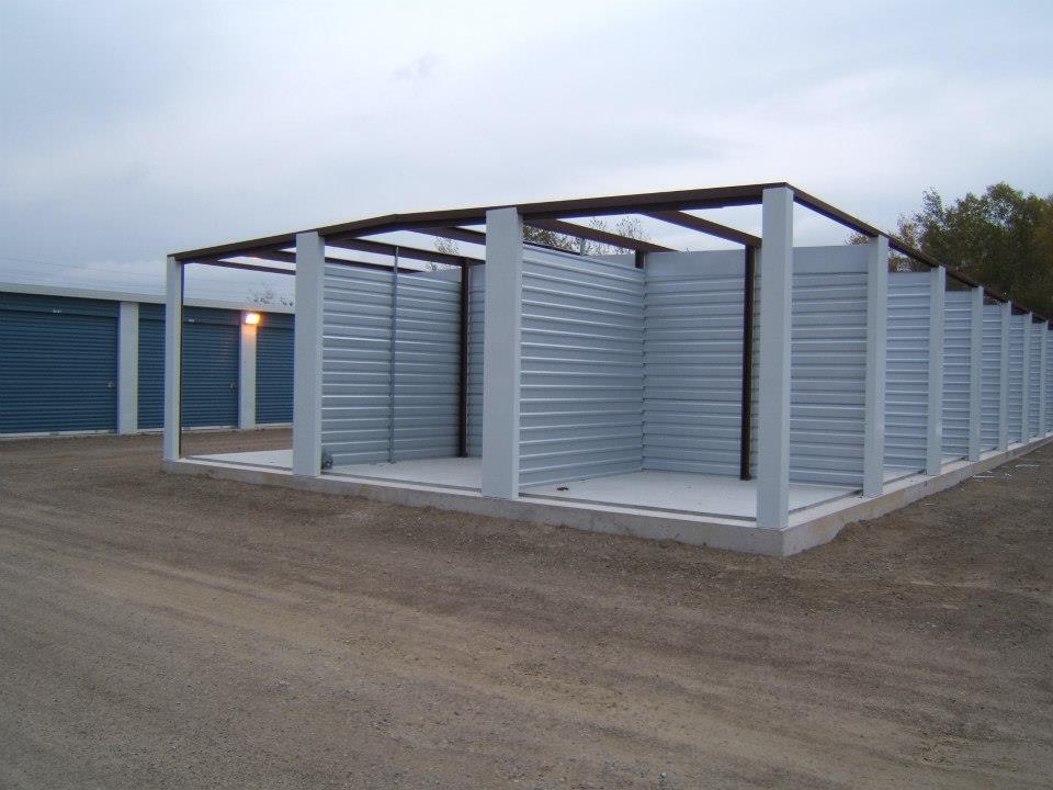 Mini Storage Buildings Self Storage London