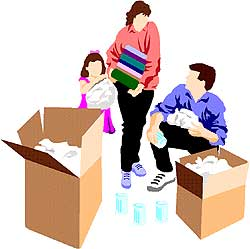 Removals Storage Packing
